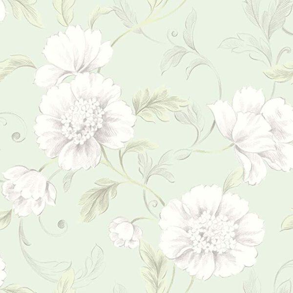 226157_bloemen_behangpapier