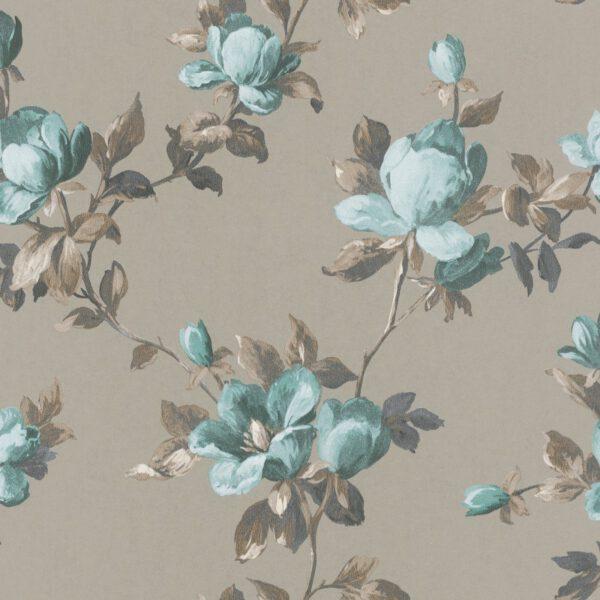 502152 behangpapier bloem