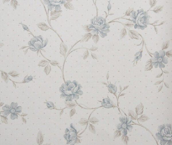80803-bloemen-behangpapier-blauw