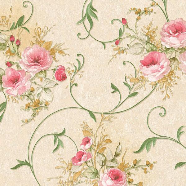 bloemen-behang-goud-30420-3