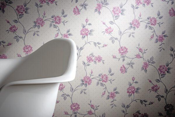 bloemen-behangpapier-roze-80802-kamerfoto