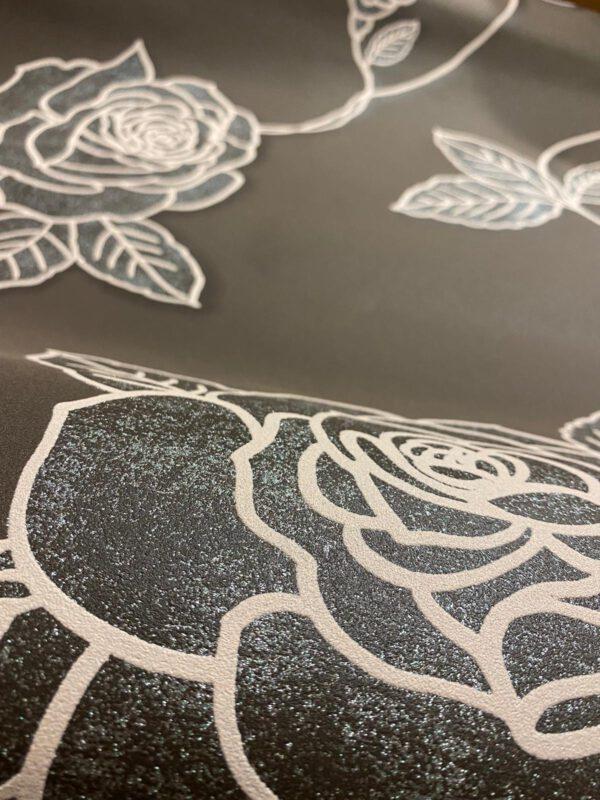 32832-6 behangpapier bloemen
