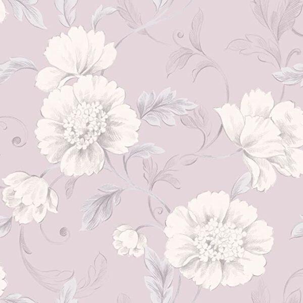 226171_bloemen_behangpapier