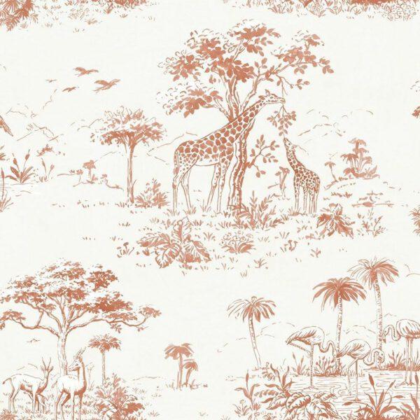 219104_safari_behangpapier