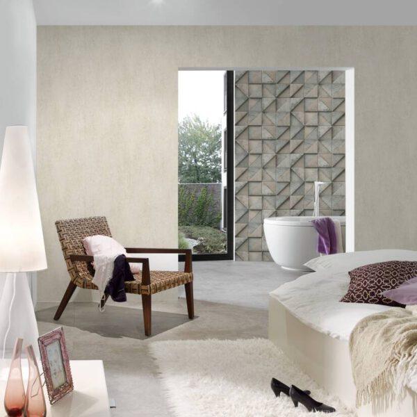 306691-betonlook-behangpapier-slaapkamer