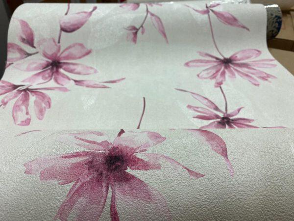 608472_bloemen_behangpapier