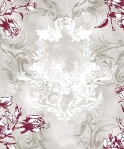 barok-behangpapier-rood-onszelf