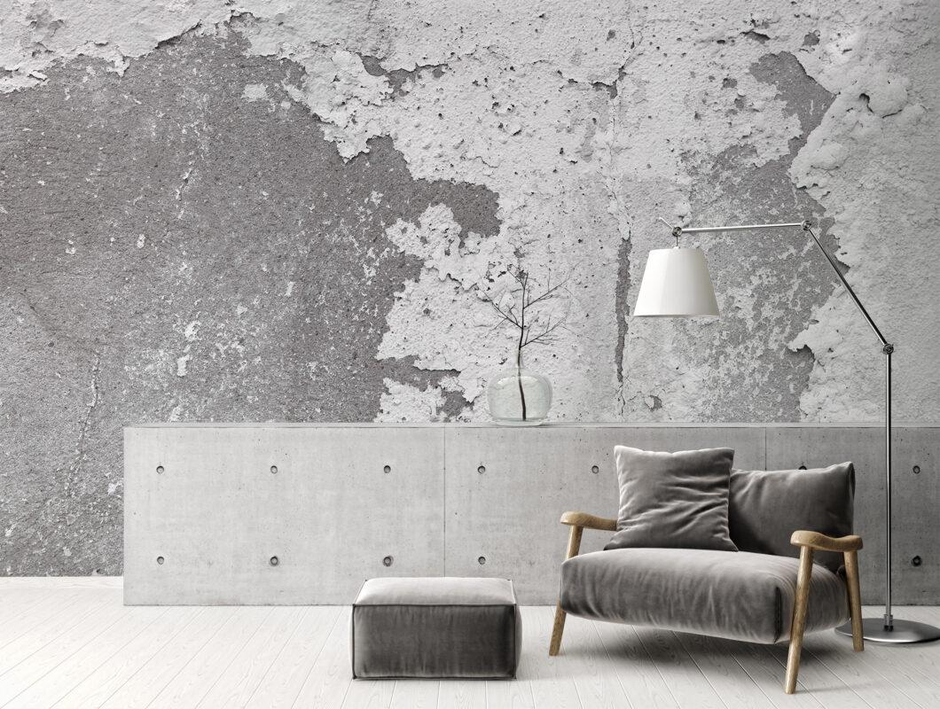 betonlook-behang