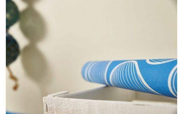 341225-behangpapier-blauw-retro