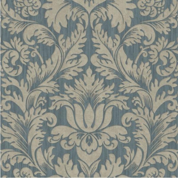 barok-behangpapier-groen-goud-787-05