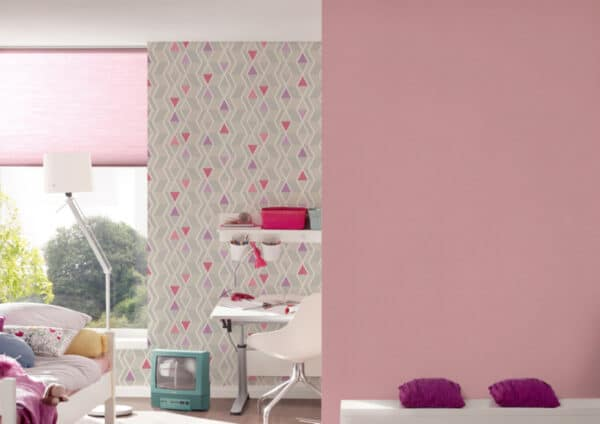retro-behangpapier-ruiten-grijs-roze-32993-2-600x480